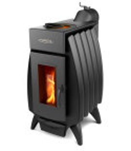 Termofor stoves with cooking surfaces